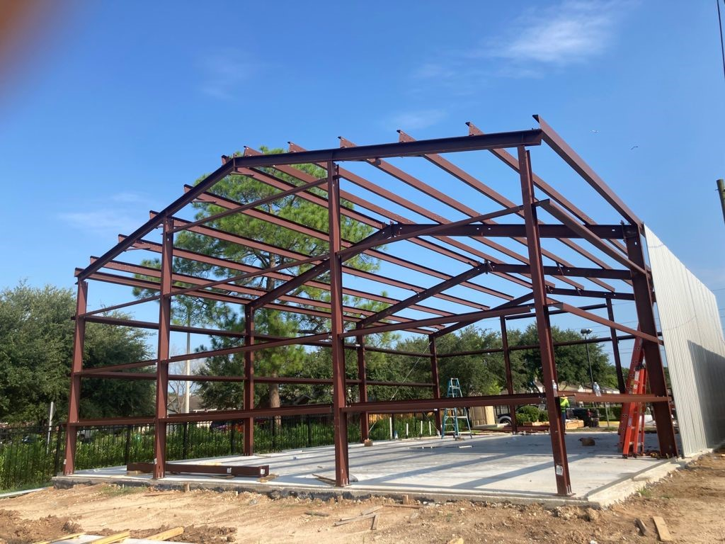 FELLOWSHIP BUILDING PROJECT